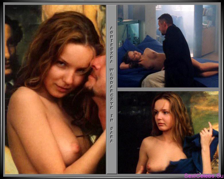 Агнешка влодарчик в секс порно видео фильмах