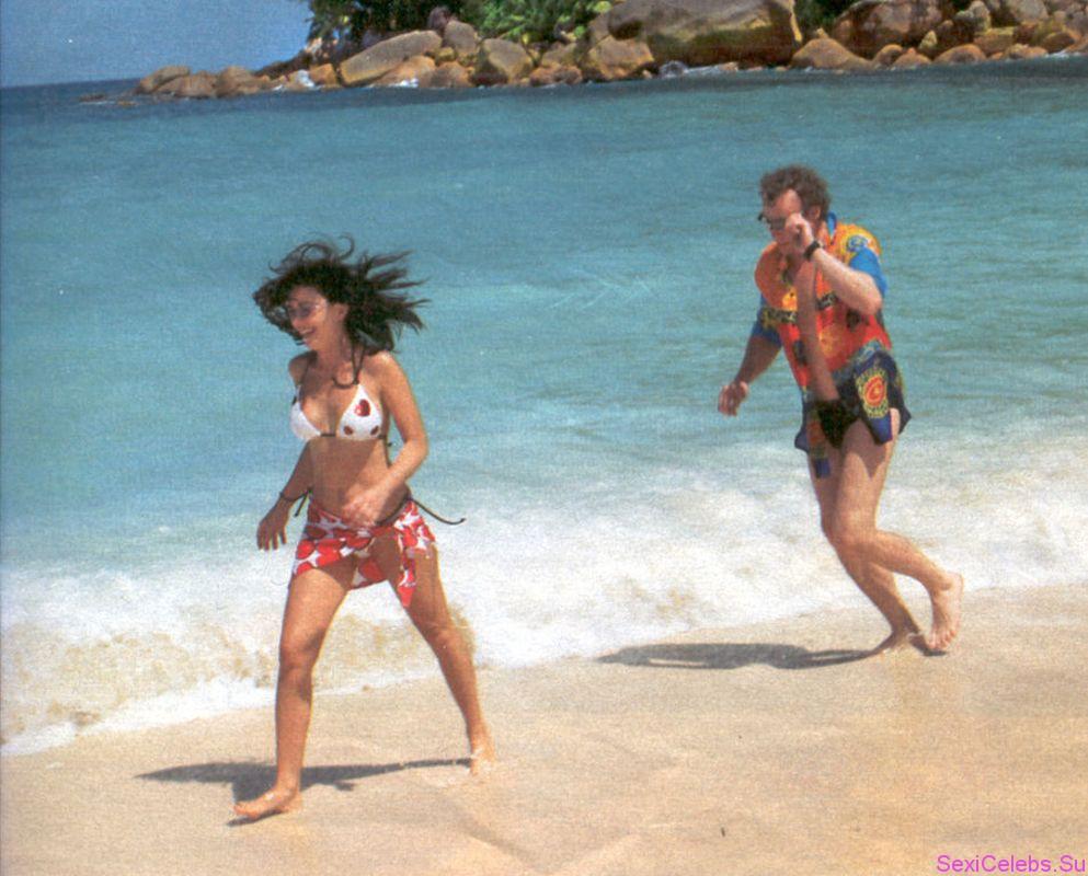Фото звезд эстрады на пляже 2 фотография