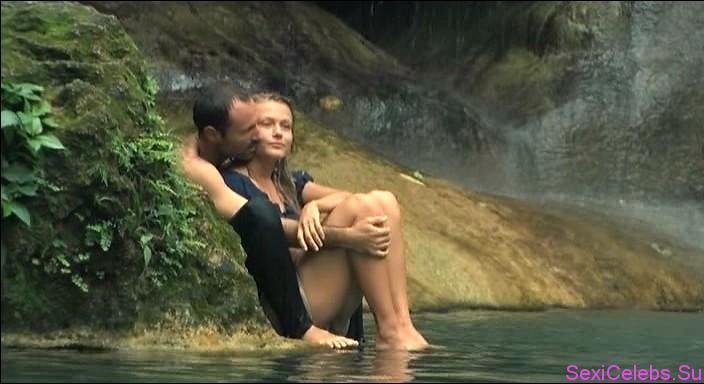 Голая и сексуальная в бане эля болгова