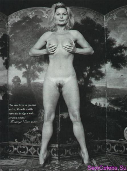 Фото вера фишер голая