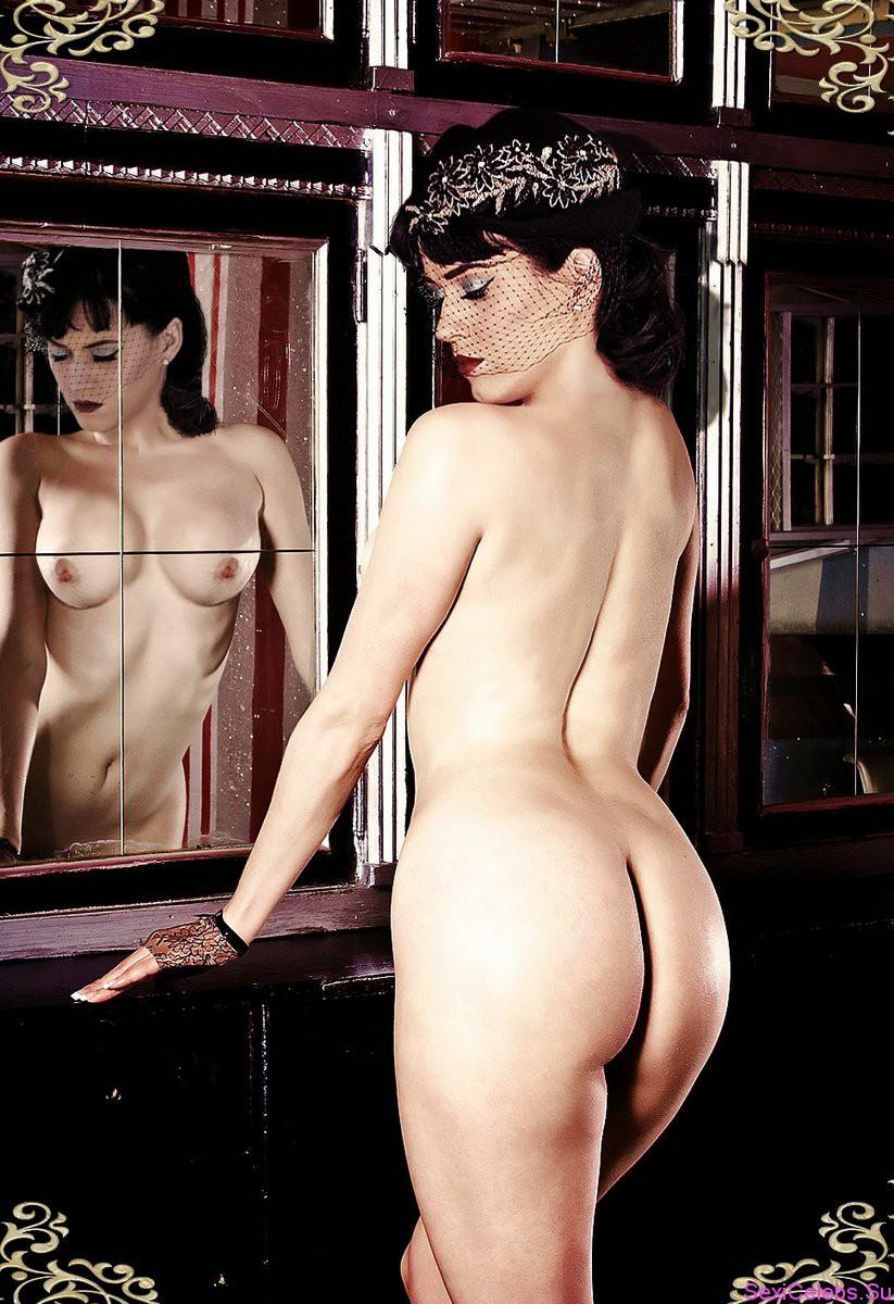 Голая Наталья Орейро на самых эротических фото