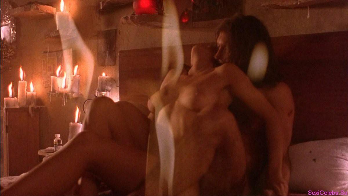 Порно сцена целая