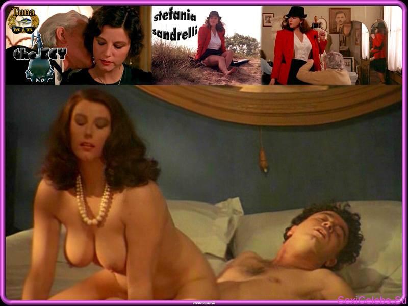 Секс знаменитостей сандрелли стефания