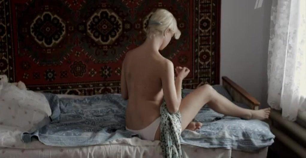 Голая Евгения Осипова
